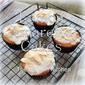 Lemon Amaretto Cakes-Gluten Free