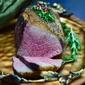 Sirloin Roast with Red Wine Onion Gravy #SundaySupper #RoastPerfect