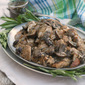 Turkey Tenderloins w/ Mushroom Tarragon Shallot Gravy + Kitchen Tools Giveaway