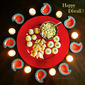 Kesar Badam Peda   Diwali special sweet with condensed milk