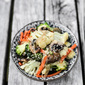 Cauliflower and Broccoli Stir Fry