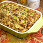 Deluxe Sausage & Mushroom Stuffing–A New Twist on a Holiday Favorite