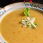 Apple-Butternut Harvest Soup
