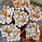 Sweet Potato Cupcakes with Toasted Marshmallow