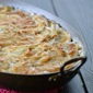 Celery Root and Potato Gratin with Comte