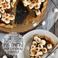 Spiced Sweet Potato Pie with Marshmallow Topping