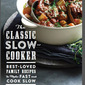 Slow Cookers and Friends