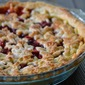 Homemade Cranberry Pie