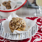 Eggnog Latte Muffins with Walnut Streusel (Dairy Free)