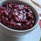 Five Ingredient Homemade Cranberry Sauce