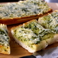 Garlic and Basil Bread