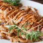 Thanksgiving Recipe: Chef Gina's Roast Turkey Breast with Lemon Zest and Rosemary Butter