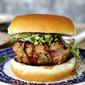 Asian Turkey Burger