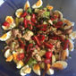 Salad Nicoise - My Take on It