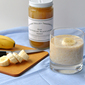 Banana Raw Honey Shake