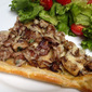 Wild Mushroom, Cheese and Sausage Tart