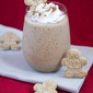 Gingerbread Men Cookie Smoothie
