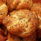 Rosemary and Cheese Dinner Rolls