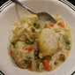 Crock Pot Chicken & Dumplings