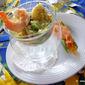Festive FISH and SEAFOOD salad