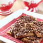 Salted Chocolate Graham Cracker Toffee Recipe