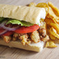 Fried Oyster Po-Boy Recipe