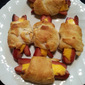 Stuffed Crescent Dogs