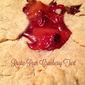 Rustic Pear Cranberry Tart