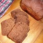 Black Forest Pumpernickel Bread (for bread machine or conventional yeast dough method)