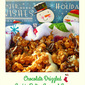 My Customized Holiday Movie Night...Featuring Chocolate Drizzled Cookie Butter Caramel Corn #HolidayMovieNight #UnplugAndConnect #Caspart