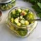 fresh pineapple-cucumber salsa