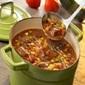 Tex-Mex Vegetable Beef Soup