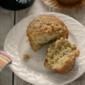 Banana Streusel Muffins   #MuffinMonday