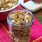 Garlic Dill Snack Mix