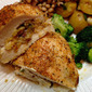 Savory Southern Stuffed Chicken Breasts