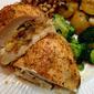 Savory Southern Stuffed Chicken Breasts