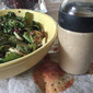 Buttermilk Balsamic Dressing 1 cup buttermilk 4 T. Balsamic...