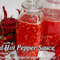Red Hot Pepper Sauce