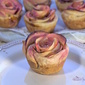 Apple Rose Puffs