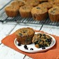 Good for U Blueberry Orange Muffins