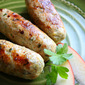 Sweet Apple Chicken Sausage