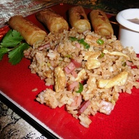Easy-Does-It Fried Rice