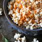 Smoked Paprika & Rosemary Olive Oil Popcorn Recipe