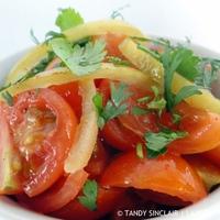 Recipe For Moroccan Tomato Salad