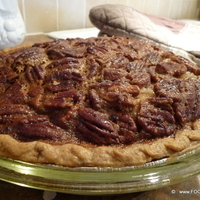 PECAN pie...with sweet modifications