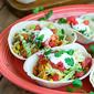 Chicken Fiesta Bowl Appetizers