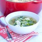 Italian Wedding Soup with Escarole