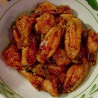 Chicken Wings or Drummies - Orange Glazed