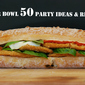 50 Super Bowl Tips and Recipes