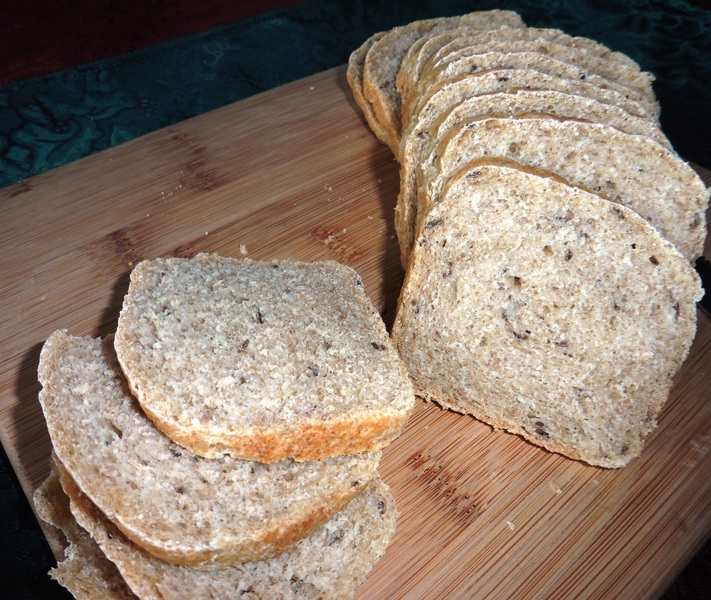 Cocktail Rye Bread (with Bread Machine Dough-Making Option) Pictures ...